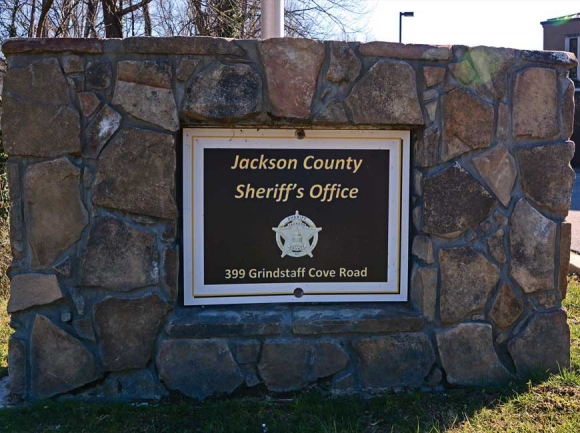 The nine schools in the Jackson County Public Schools system have four school resource officers and one DARE officer between them. The Sheriff's Department has applied for a grant requesting four additional resource officers. Holly Kays photo