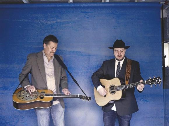 Rob Ickes & Trey Hensley.