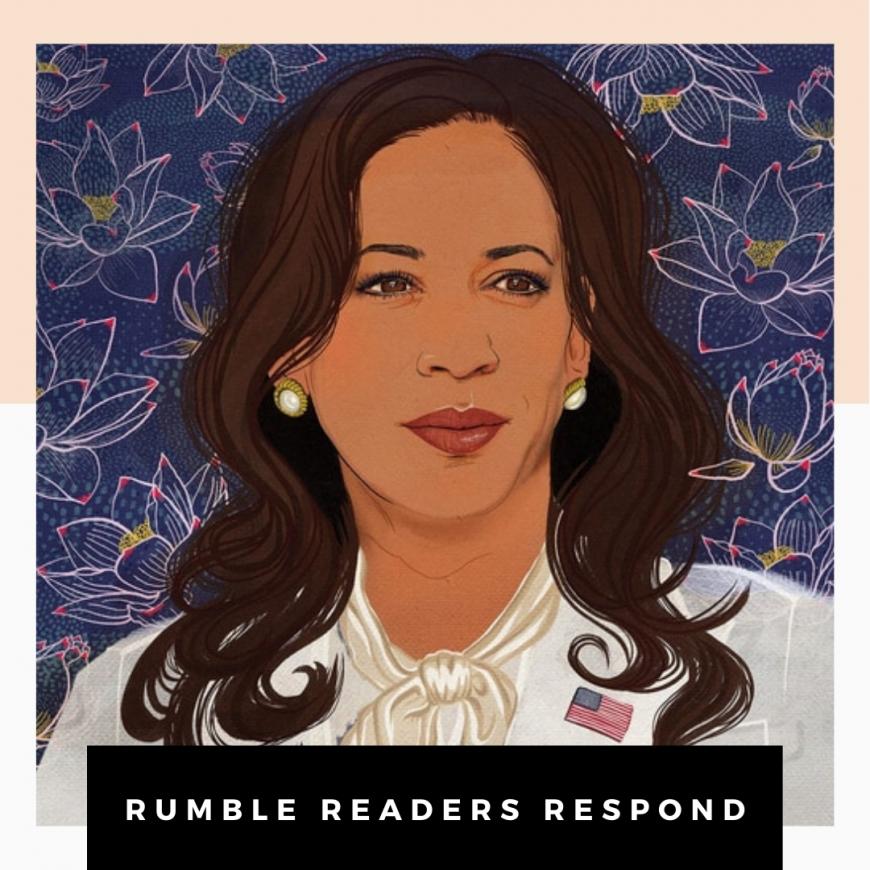 Rumble Readers Respond