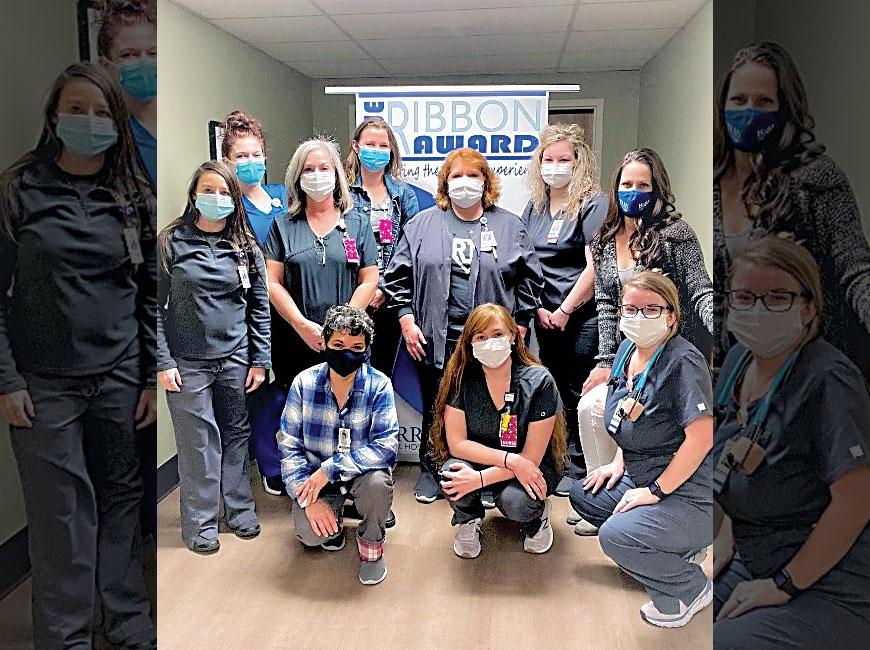 Swain hospital earns blue ribbon