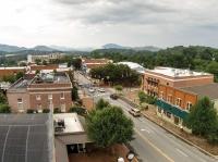Town takes over Downtown Waynesville Association duties