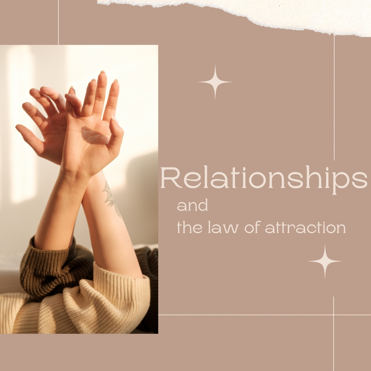Relationships & The Law Of Attraction