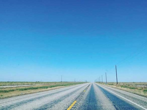 This must be the place: So many miles, so many roads