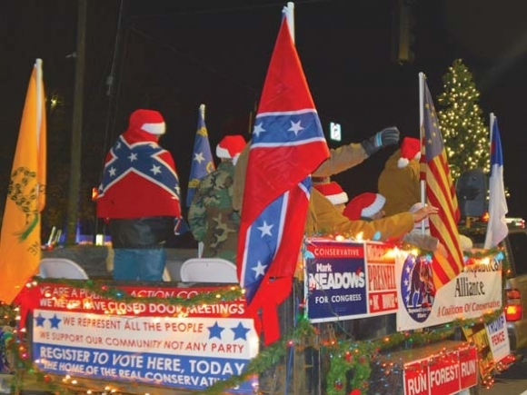 Canton Confederate Christmas controversy quashed