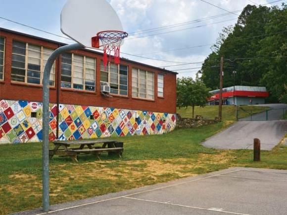Forgotten Pigeon Street school has historic roots