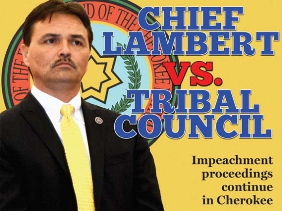 Impeachment hearings begin: Prosecution alleges corruption in Lambert administration