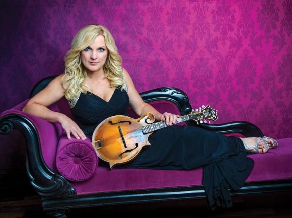 All-American bluegrass girl: A conversation with Rhonda Vincent