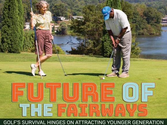 On the upswing: Golf industry changes with the times