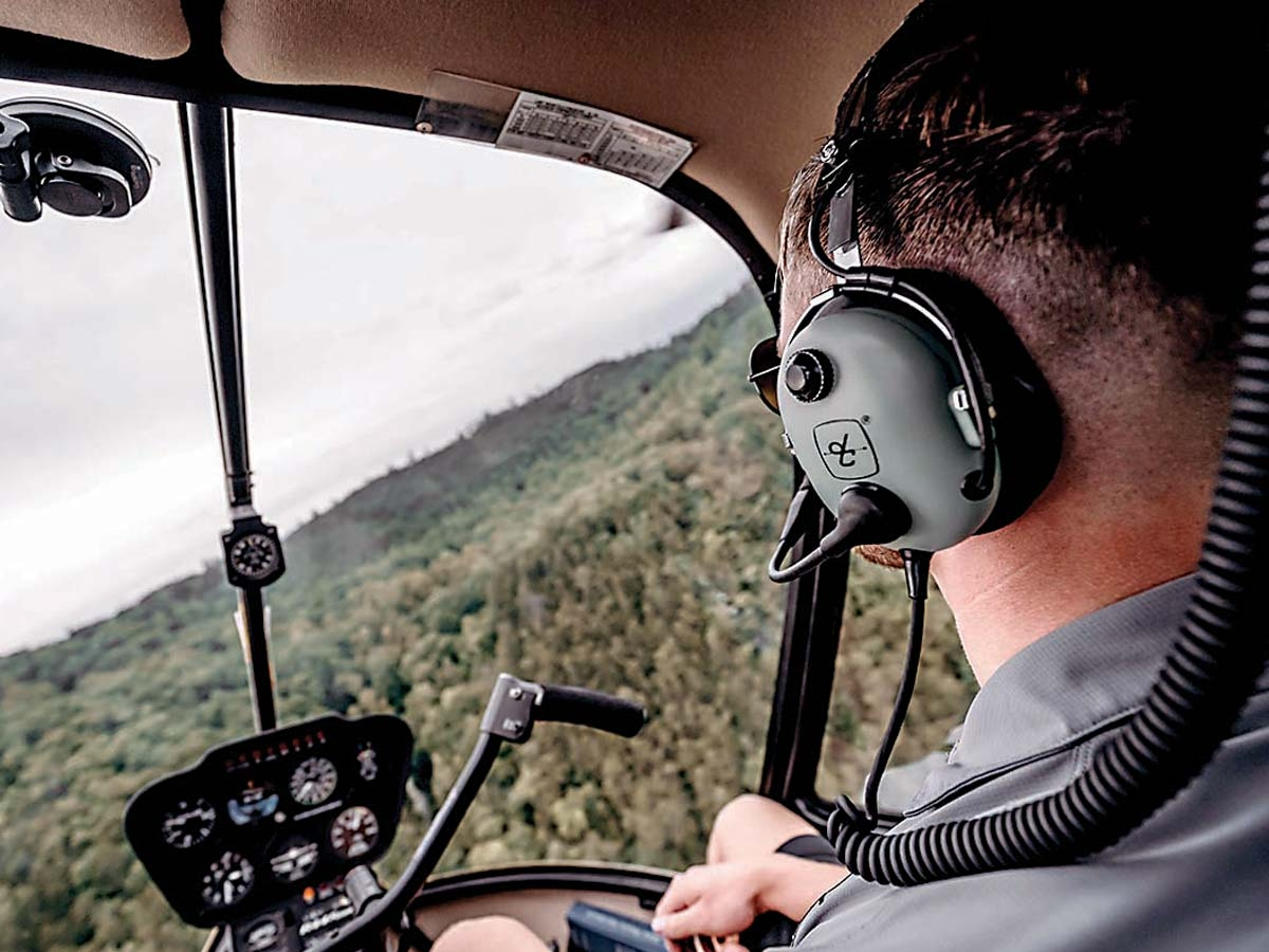 Smokies proposes air tour plan