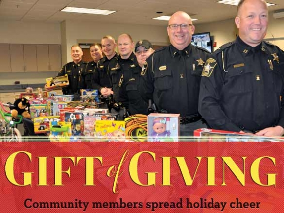 Christmas giving in WNC