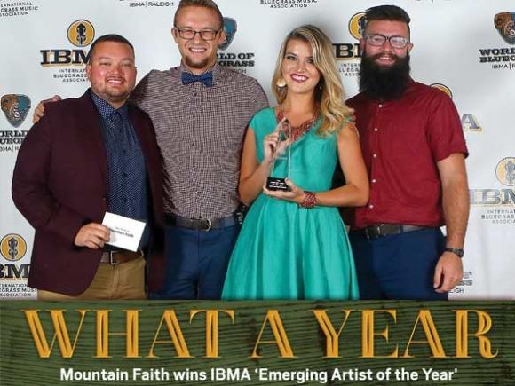 Mountain Faith wins big in Raleigh