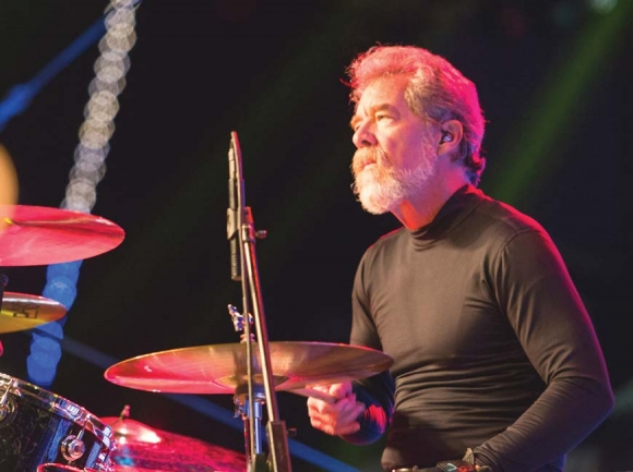 A founding member of Creedence Clearwater Revival, Rock & Roll Hall of Fame drummer Doug 'Cosmo' Clifford.