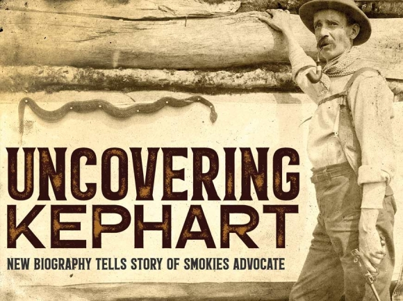 The story behind the man: First-ever Horace Kephart biography explores a complex man and momentous life