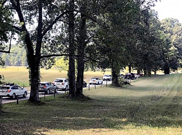 Smokies, Parkway spared drop in park visitor spending