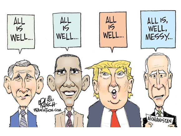 Cartoon, September 1, 2021