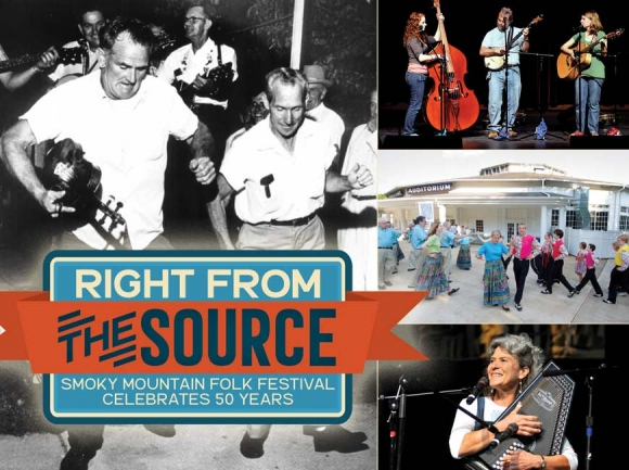 Right from the source: Smoky Mountain Folk Festival celebrates 50 years
