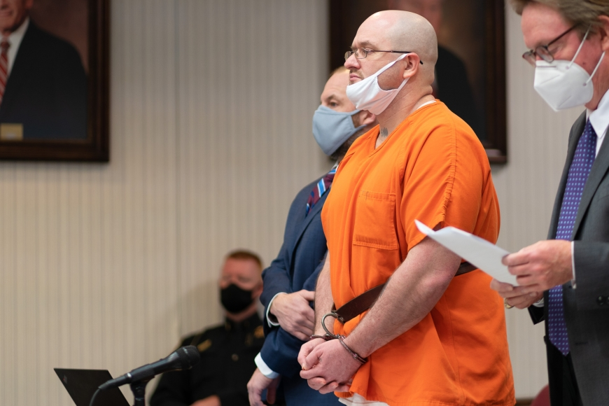 Palmer pleads guilty to murder