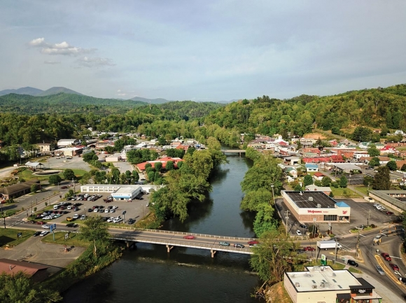 Room tax dollars have been on the steady climb in Swain County as Bryson City has become a tourism hotspot.