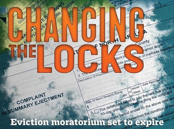 Eviction moratorium expiration looms