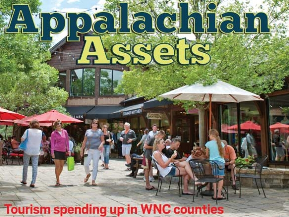 Tourism economic impact growing in WNC counties