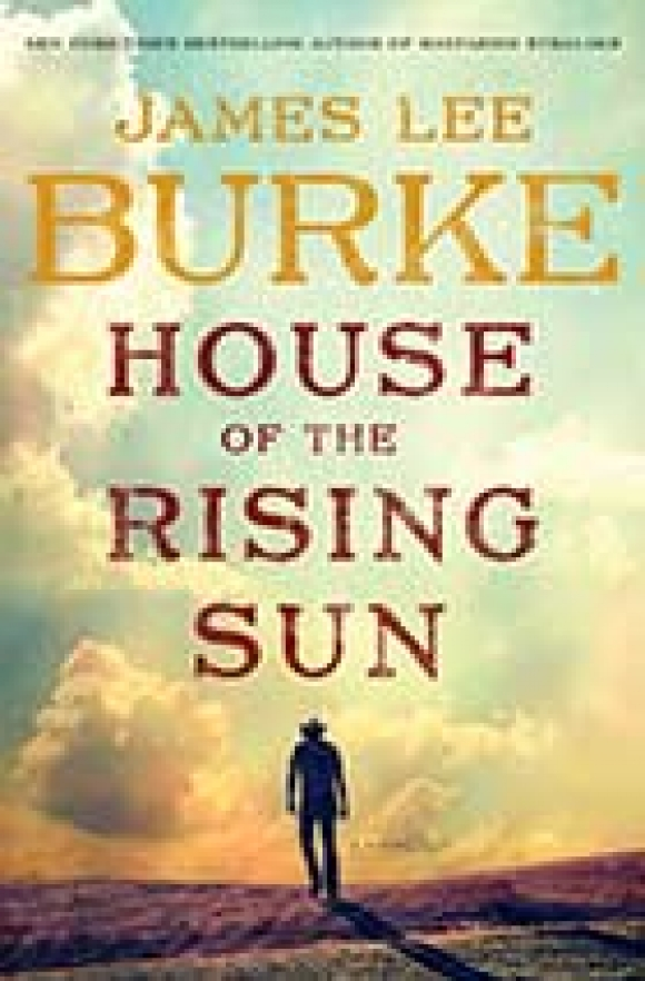 Burke spins complicated tale full of violence