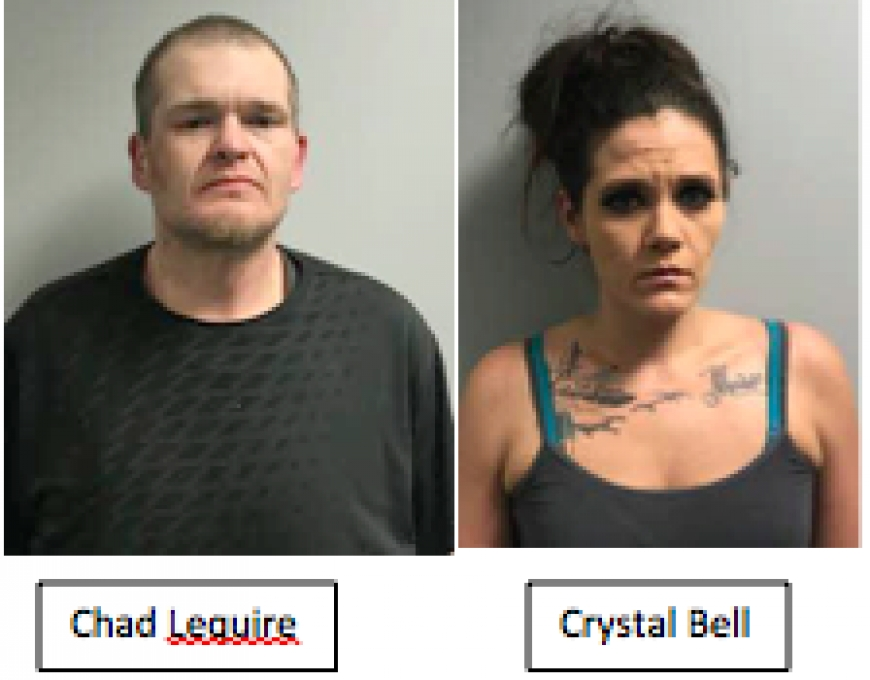 Traffic stop leads to drug arrests in Haywood