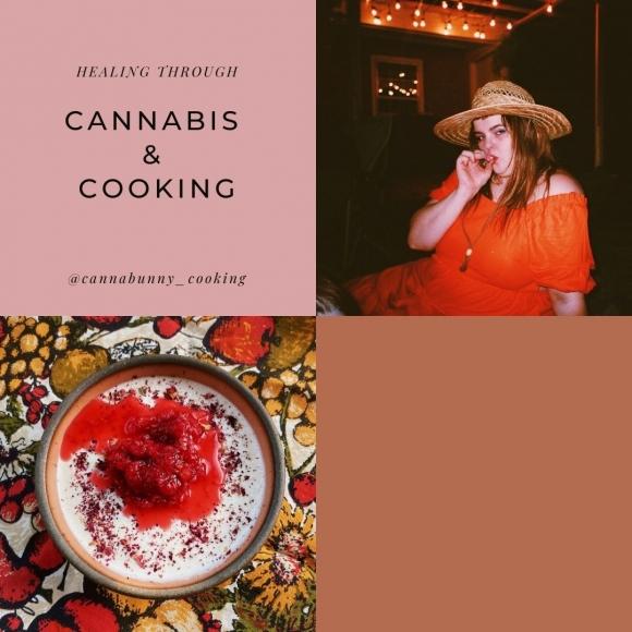 Healing Through Cannabis & Cooking