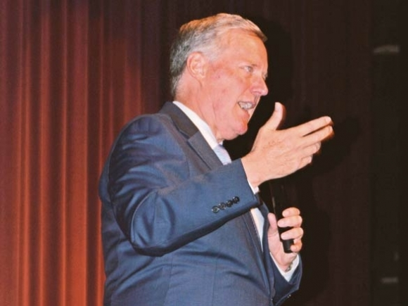 Meadows gets an earful at town hall