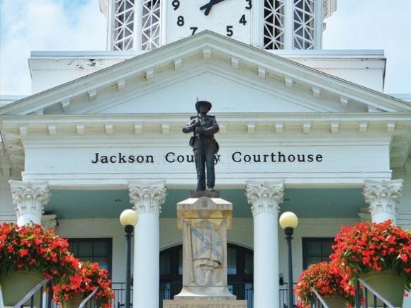Sylva statue draws debate