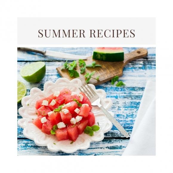 Summer Recipe Ideas