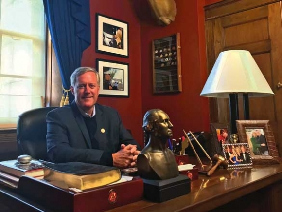 Senate health care bill panned by Meadows