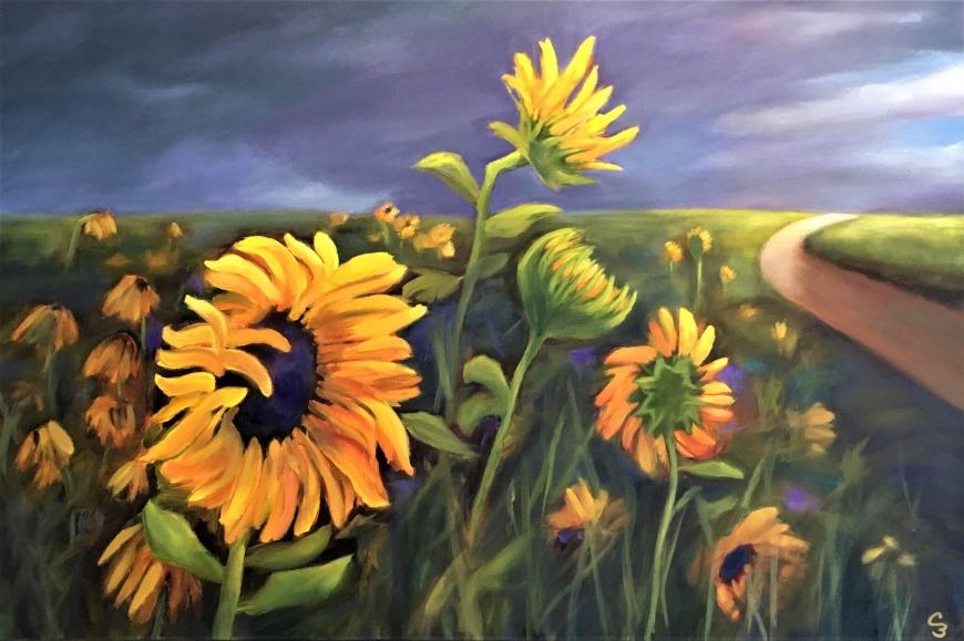 """Hope"" by Carol Cole Czeczot"