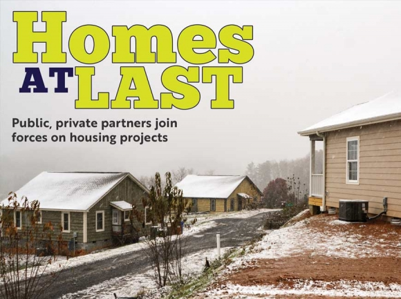 Mountain Projects tackles housing crisis
