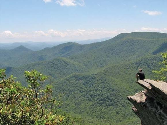 High-elevation overlooks are awe-inspiring