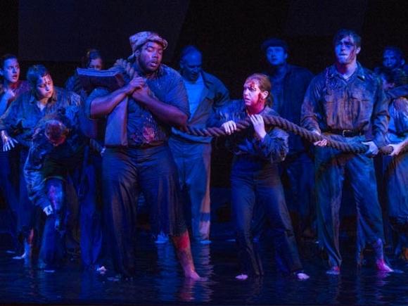 'In the Soundless Awe': Play co-written by Western Carolina University professor