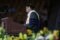 Cherokee scholar awarded honorary WCU doctorate