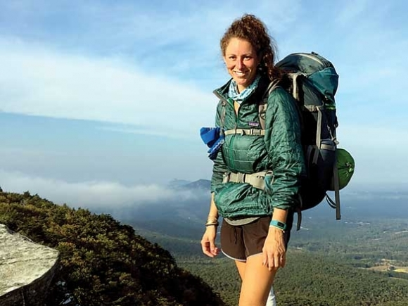 From mountains to sea: N.C. woman relives six months spent hiking the state