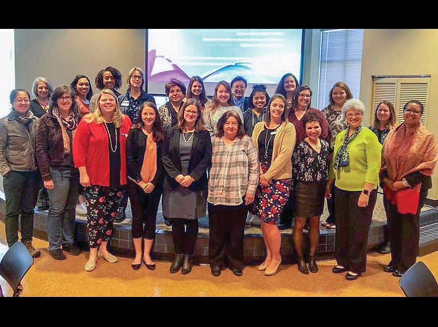 WCU women create local branch of University Women