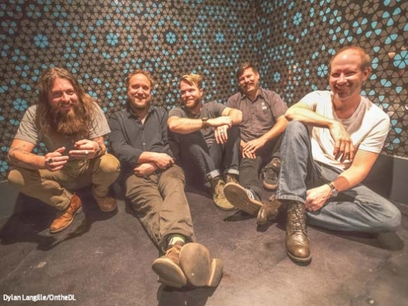 What should I say? Greensky Bluegrass returns to WNC