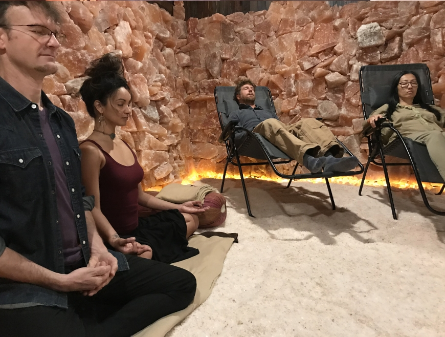 Q&A with Jodie Appel, Owner of Asheville Salt Cave