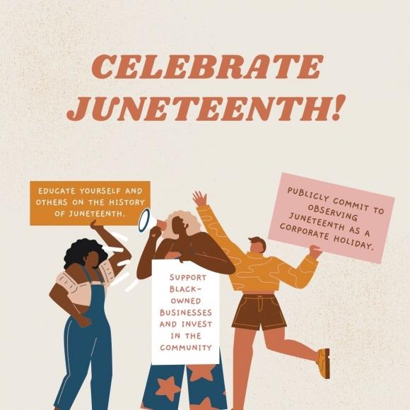 Celebrate Juneteenth in WNC!