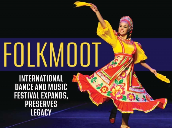 Not the same ole song and dance: Folkmoot finds success in year-round programming, preserving legacy