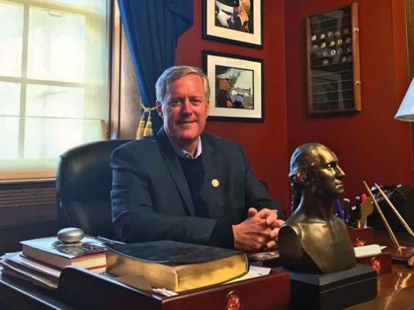 Congressman Meadows optimistic about Trump