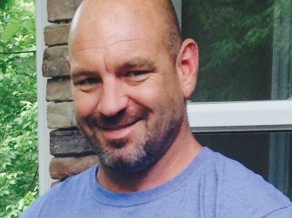Scott Knibbs of Franklin died following an officer-involved shooting at his residence. Donated photo