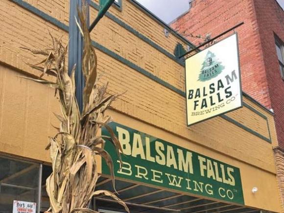 New Sylva brewery opens