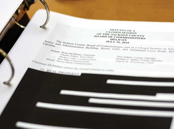 Behind closed doors: Public records laws have exceptions