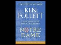 Ken Follett's tribute to Notre Dame