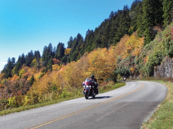 Blue Ridge Parkway serves up the best of the mountains