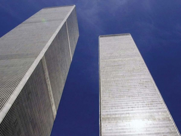 The Twin Towers.