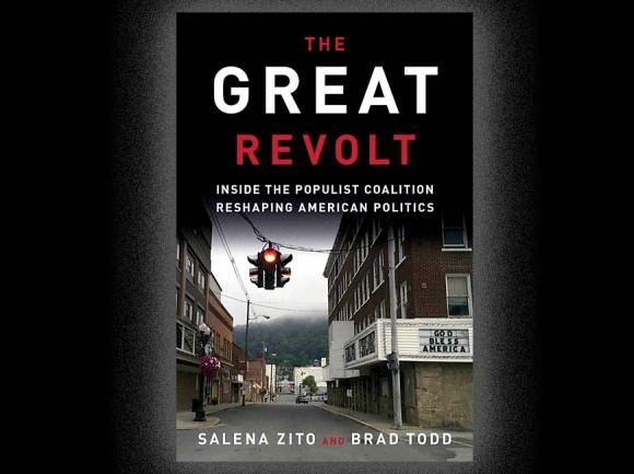 Book explores Trump's election victory